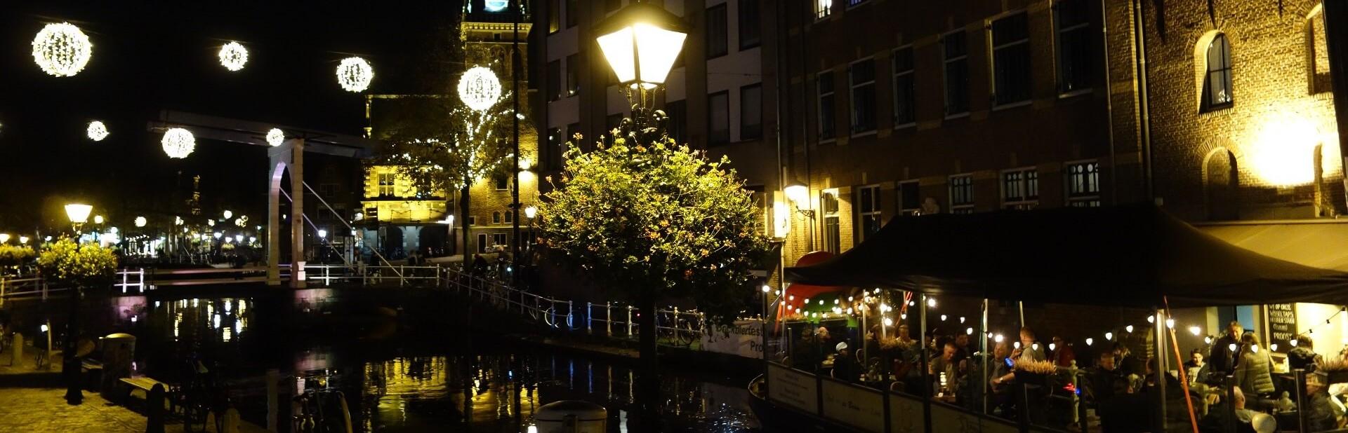 Alkmaar by night 1920 x 618